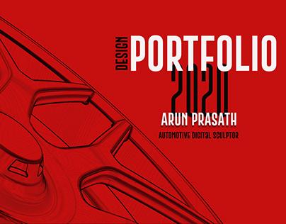 Digital Sculpting Portfolio 2020