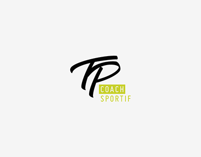 Branding   Teddy Pougin Coach sportif