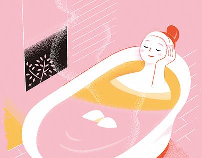 Bath and Health