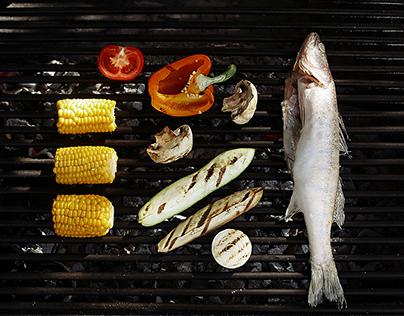 Food съемка и предметная для журнала Mirame