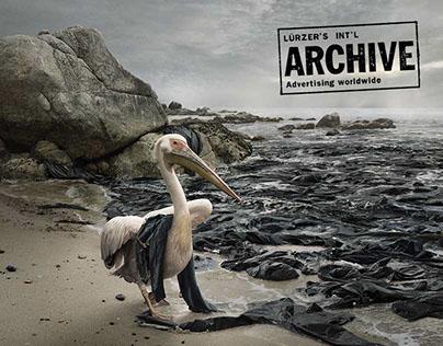 Oil Spills - Pelican