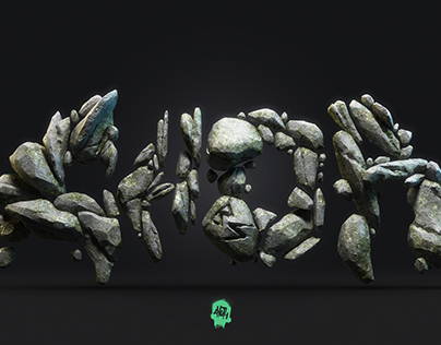 Rock Typography