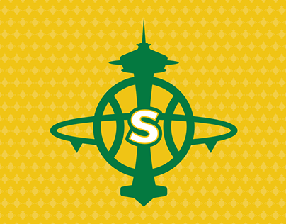 Seattle Supersonics Design
