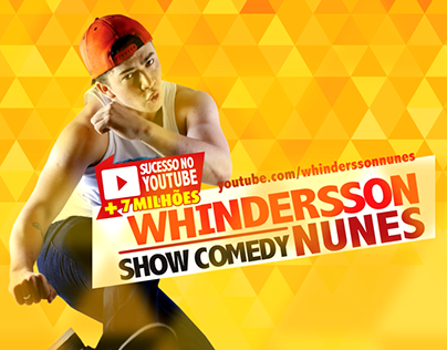 """VT 30""""Whindersson Nunes show comedy"""