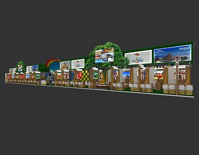 Nepal Pavilion_ITB Berlin 2020