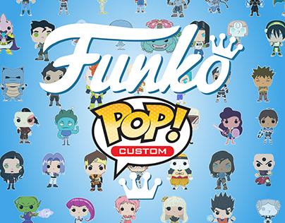 Funko Pop! Figure Brand Study