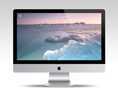Web Design & Canvas Experiments - Northern