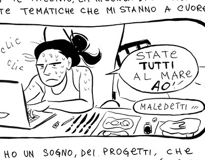 Recensione a fumetti: Alberto Madrigal 'Va tutto bene'