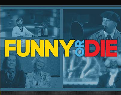Funny Or Die [ Media Kit ]