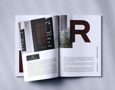 Hotel Brain Group Corporate Brochure