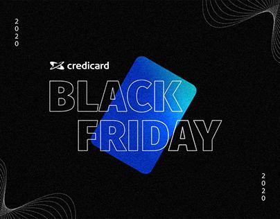 Key Visual Black Friday Credicard
