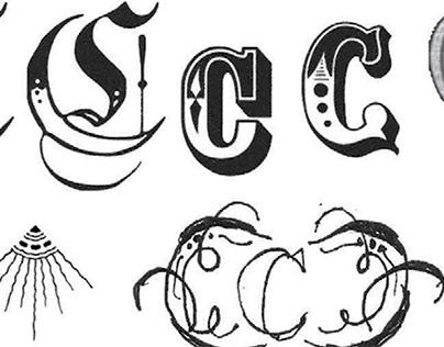 Cirqusoria Logo Development