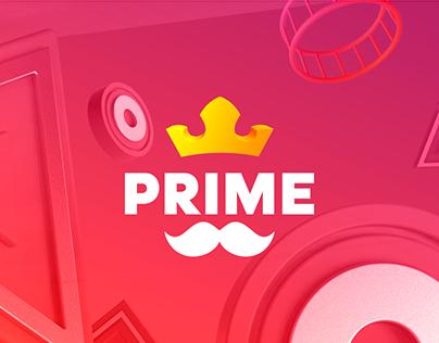 Rappi Prime Brand Identity 2020