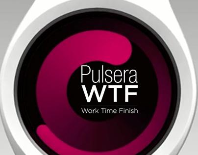 Pulsera WTF