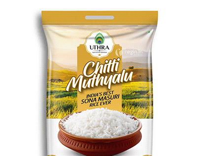 Uthra Chitti Muthyalu Rice bag