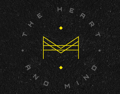 The Heart And Mind - Blog Branding