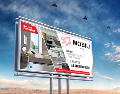 Calabrese Mobili/Billboard/Poster/6x3