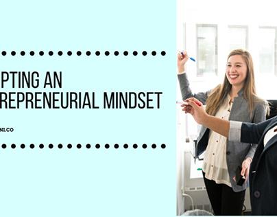 Adopting an Entrepreneurial Mindset   John Jezzini
