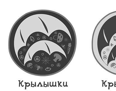 """Логотип для паблика """"Крылышки Летучих Мышей"""""""