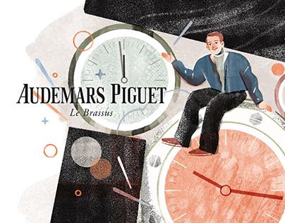 Audemars Piguet   VI Illustration