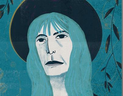 Girl Power - Personal Portrait - Patti Smith