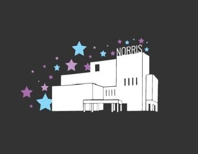 Norris University Snapchat Geofilter