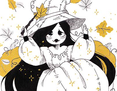 Pumppukin Character Design