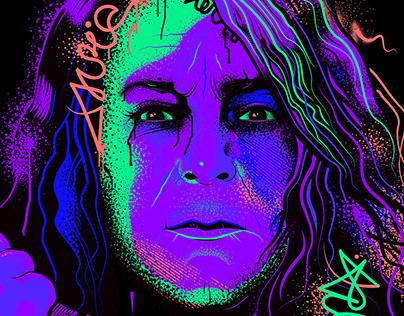 Alternative Movie Poster - Halloween (2018): V2