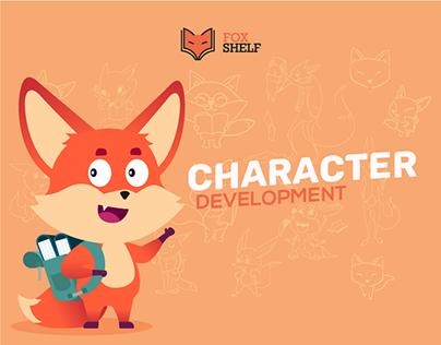 Character Development for Foxshelf