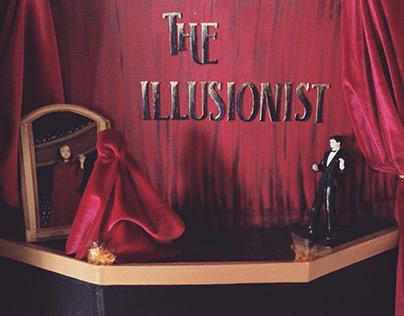 Set Design - The Illusionist