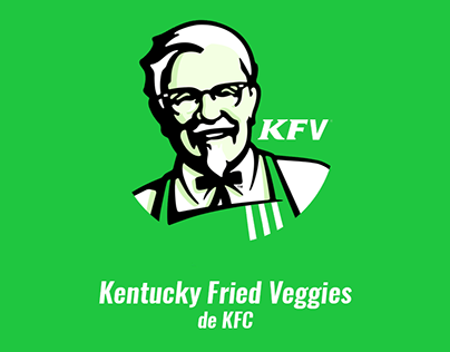 Kentucky Fried Veggies APP