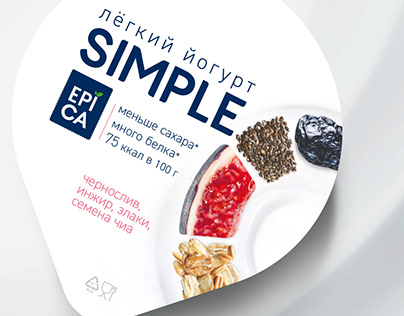 Epica Simple - easy and healthy snack!