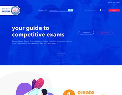 BBSC web branding