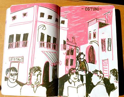 Sketchbook - Italy