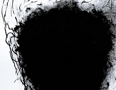 Depression (selfportrait)