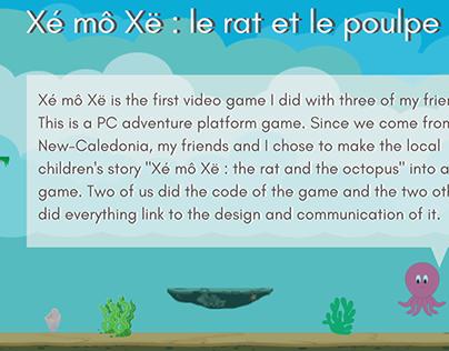 Xé mô Xê: video game