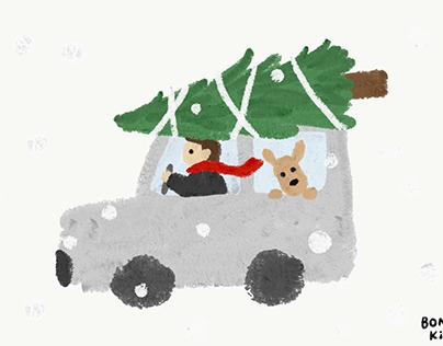 Way From Christmas Tree Farm