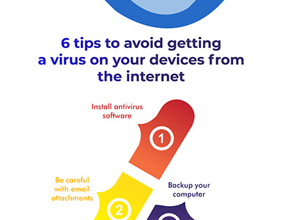 6 Tips to Avoid Getting a Virus on Your Devices