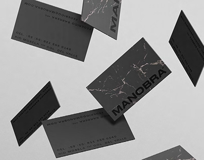 MANOBRA Branding Project