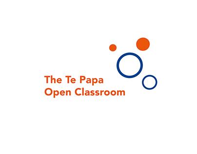 Experience Design: The Te Papa Open Classroom Video