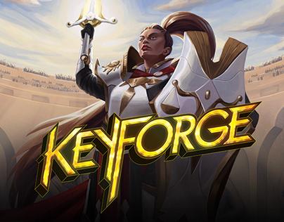 Keyforge: Age of Ascension | Card Game Illustrations