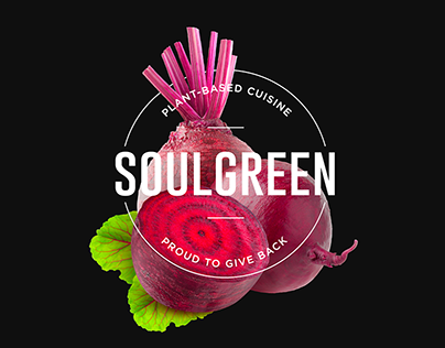Soulgreen - Social Visual Identity 2018