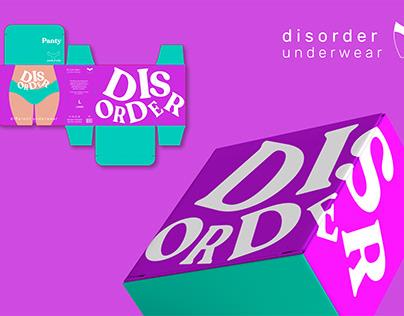 "Packaging ""Disorder"""