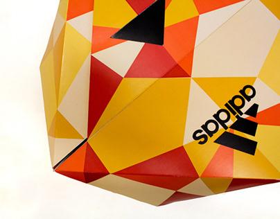 Adidas | Embalagem Promocional