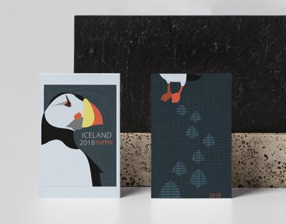 postcards Iceland