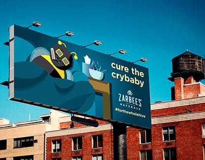 Zarbees Billboard Series