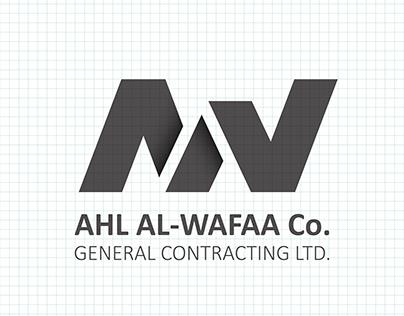 AHL AL-WAFAA C0. LOGO