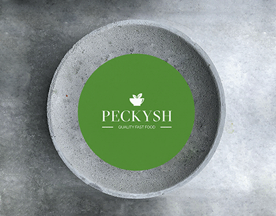 Peckysh - Branding