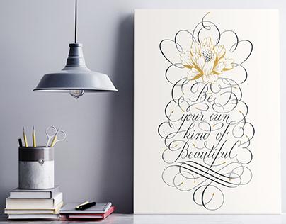 Beautiful | Poster