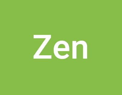 ZenSupplies Dashboard